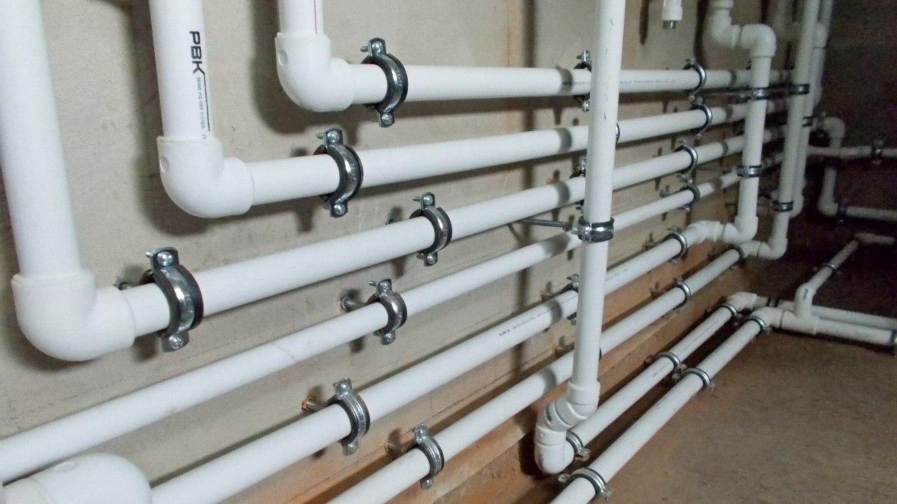 В современных водопроводных сетях всё чаще используют полипропиленовые трубы