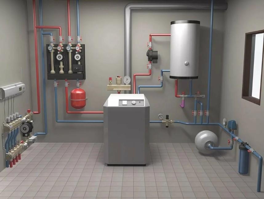 Современные системы отопления загородного дома