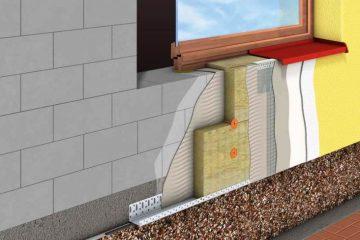 Виды материалов для утепления фасадов частных домов