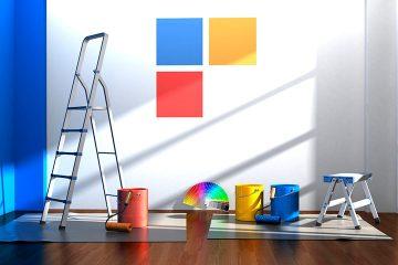 Как выбрать краску для стен квартиры или дома