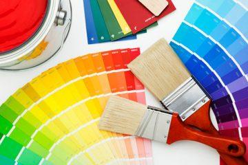 выбрать краску для покраски стен