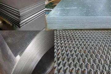 Особенности использования листовой стали