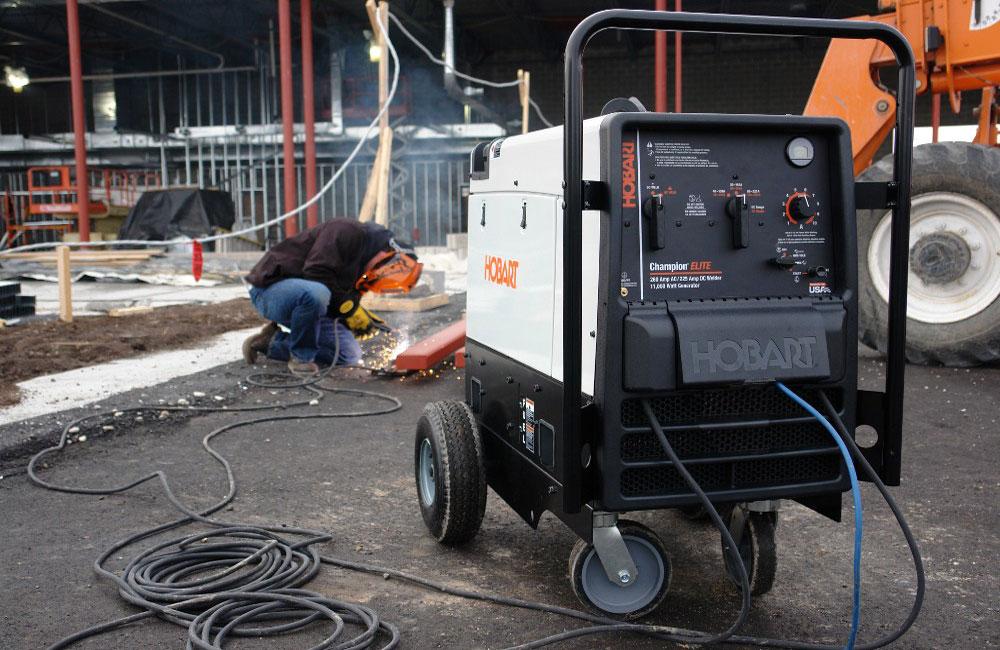 Как выбрать сварочный генератор