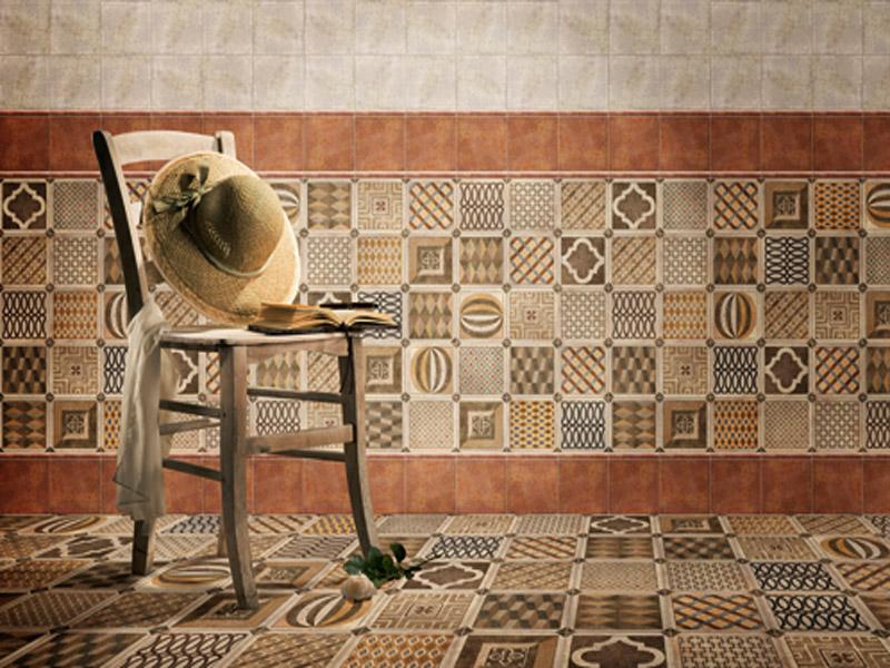Плитка Испании два направления в стиле