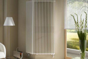 вертикальные радиаторы отопления в квартире