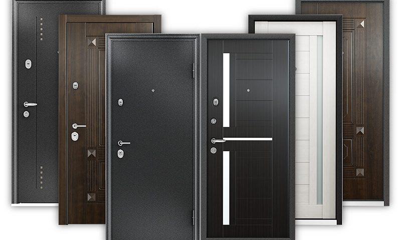 Цены на входные металлические двери