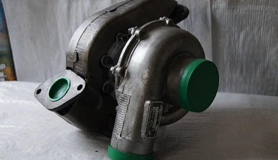 Турбокомпрессор ТКР 11Н1 / СМД-60 / СМД-62 / Т-15