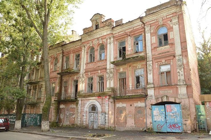 Будинок Рутковського на Тургенєвській перетворять на готель