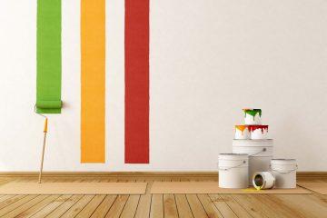 Как правильно выбрать краску для стен