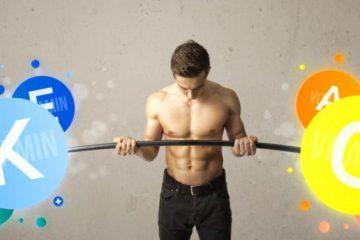 Витамины для спортсмен