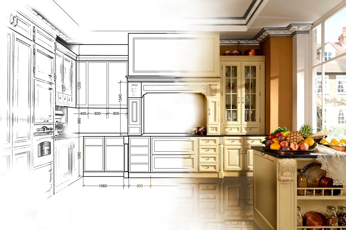 Проектирование и производство дизайнерской мебели