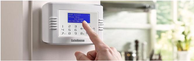 Беспроводные GSM Сигнализации в доме
